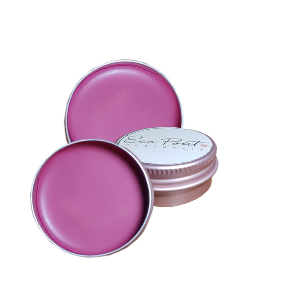 Eco Pout Cream Blush Pot - Lady Wham | Magenta Pink