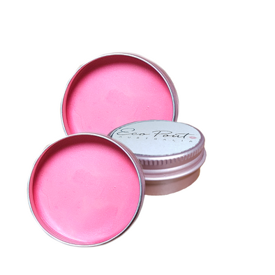 Eco Pout Cream Blush Pot -  Pink Guava | Melon Pink