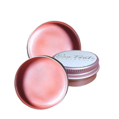 Eco Pout Cream Blush Pot - Sunrise Sorbet | Peach