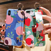 Cute Fruits and fried eggs cases