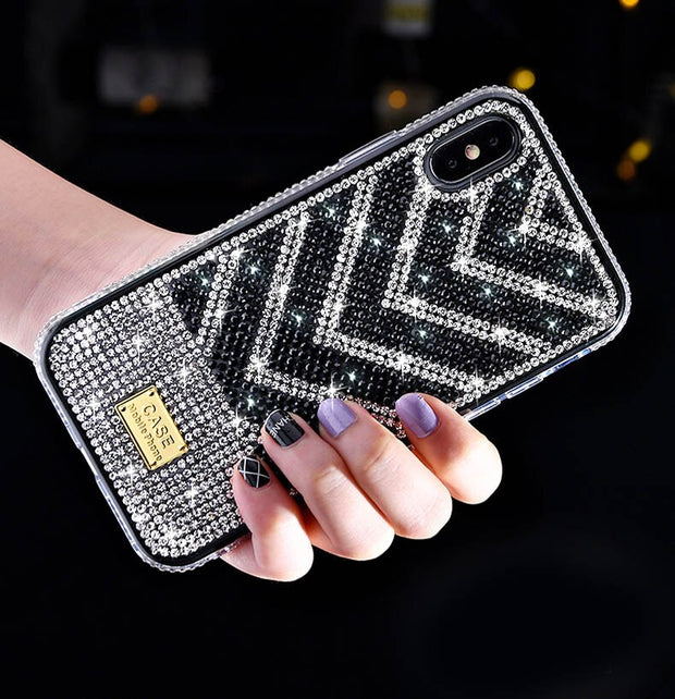 Owlcase Rhinestone Crystal Diamond Bling Iphone Case