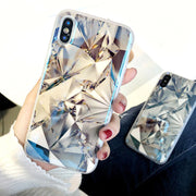 Boucho Cool Diamond Pattern iPhone Cases