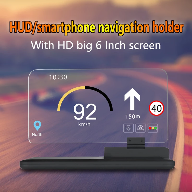 The best head-up display for any car