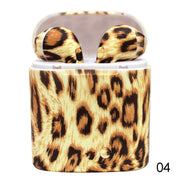 OWLCASE Wave Leopard AirPods Case