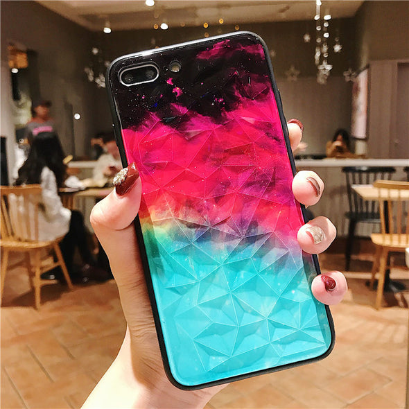 Luxury 3D Diamond iPhone Cases