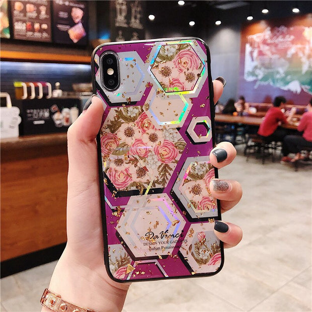 owlcase Fancy Creative Colorful iPhone Cases