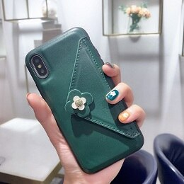 Women Fashion PU Leather Case