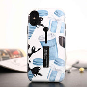 OWLCASE Fashion Painted  iPhone Cases