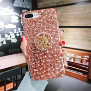 OWLCASE Luxury 3D Reflection Water Cube iPhone Cases