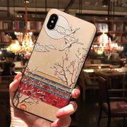 Chinese Style Forbidden City iPhone Cases