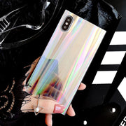 Colorful Shining Rainbow iPhone Cases