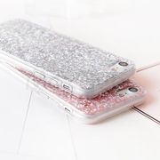 Candy Shining Powder Sequins Case Soft Silicone Back Cover For iPhone