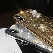Owlcase Luxury Bling Sequins Diamond Bear phone cases