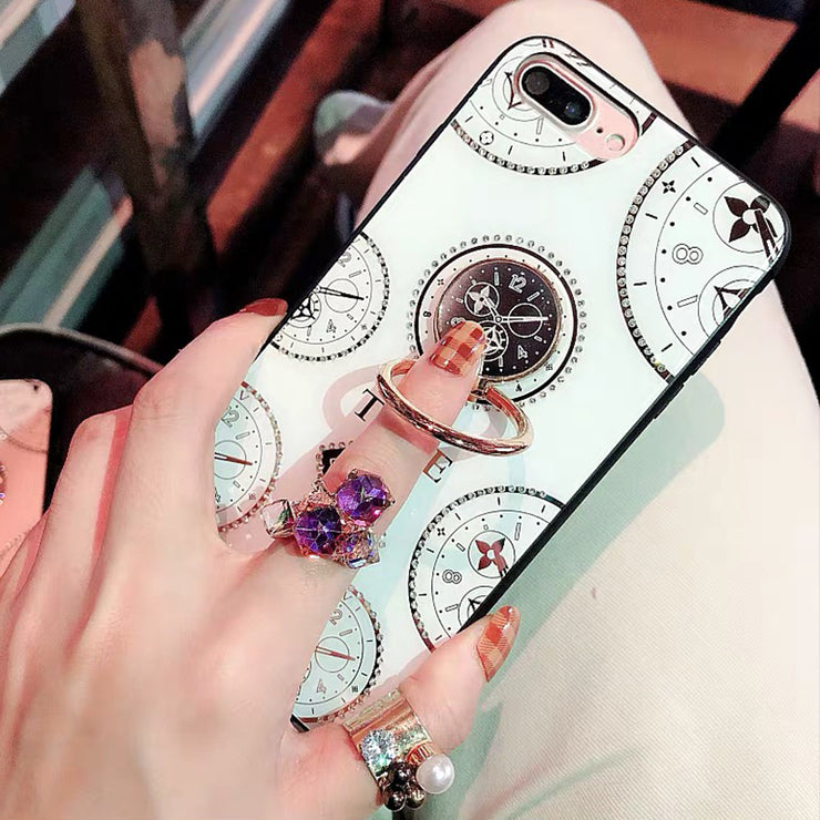 Novelty Fashion Time Style iPhone Cases
