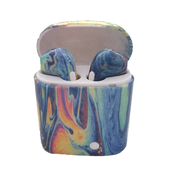 OWLCASE Painted Colorful AirPods Case