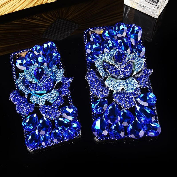 Owlcase Sparkle Bedazzled Jeweled Bling Full phone cases