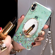 Owlcase Luxury Glitter Bling Mirror iphone Case