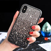 Luxury Gradient Bling Diamond for iPhone11/pro/max Cases
