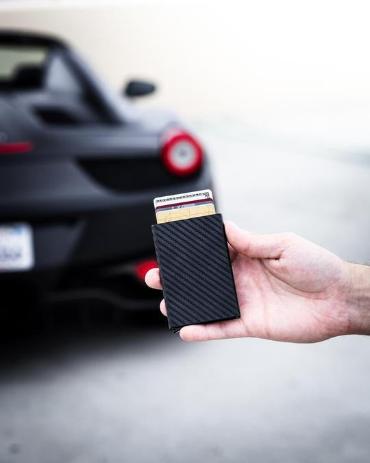 Snap Carbon Wallet