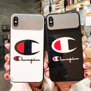 Luxury Mirror iPhone Cases