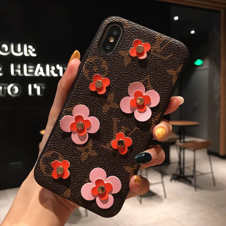 owlcase Luxury Classic Style Floral iPhone Cases