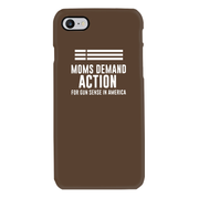 "Buy 2 Get 10% OFF - Owlcase ""moms demand action"" iPhone Cases"