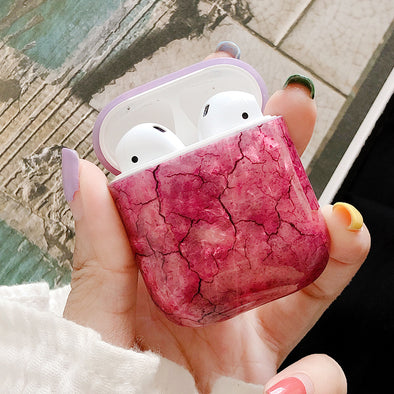 OWLCASE Fashion Marble AirPod Cases