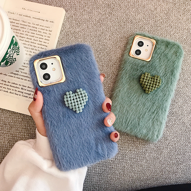 Owlcase Love plush iphone cases
