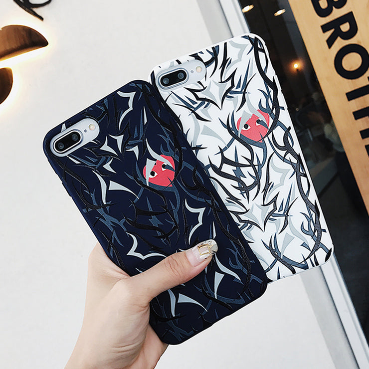 Owlcase Fashion Play Heart iPhone Cases