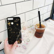 Planet Sparkly Style Shiny TPU Phone Cases
