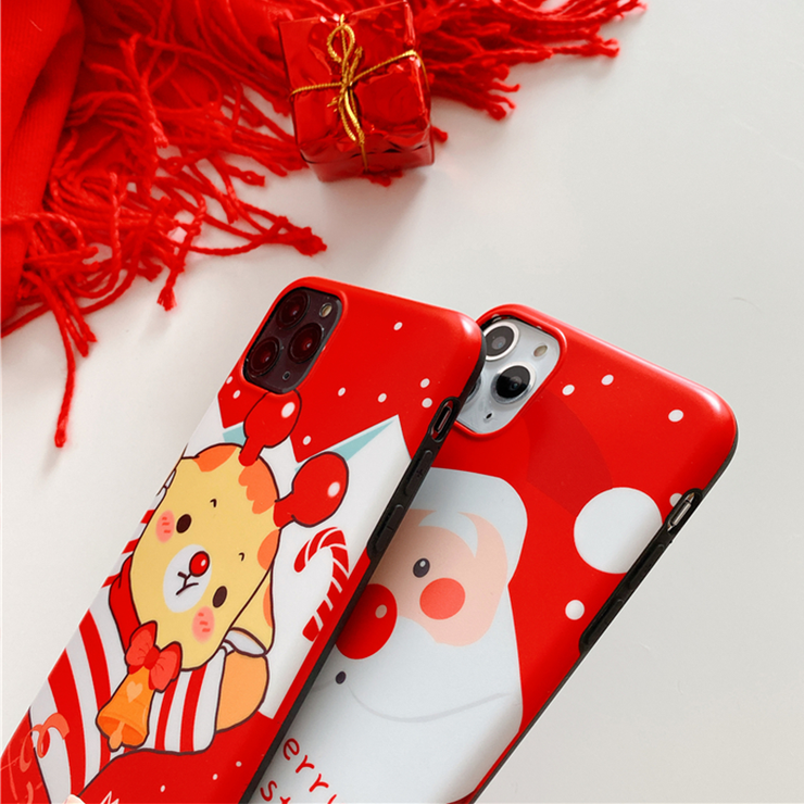 Owlcase Merry Christmas for iphone11/pro/max cases