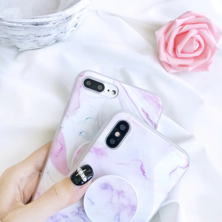 Fashion Marble Texture iPhone Case