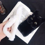 Fluffy Furry Pet Style iPhone Cases