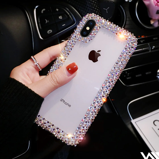 Luxury Fashion Rhinestones iPhone Cases