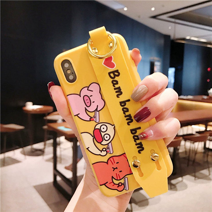 Novelty Cute Animals iPhone Cases