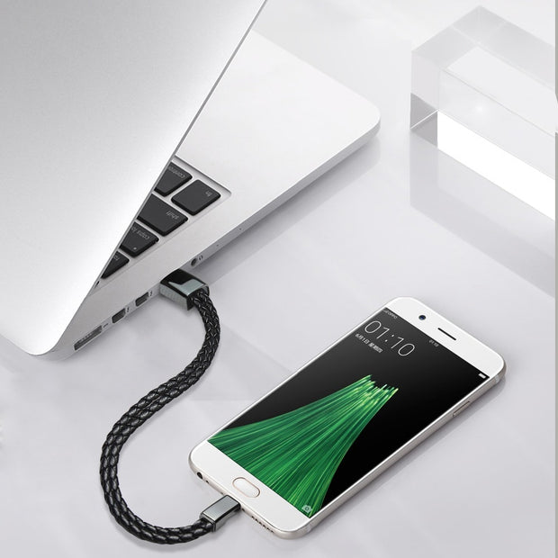 (HOT SALE, BUY More Save More!!)Bracelet data charging cable