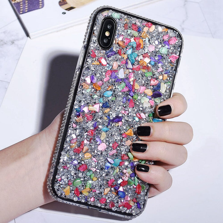 Colorful Diamond Phone Cases
