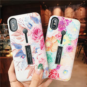 Fashion Peony Flower iPhone Cases