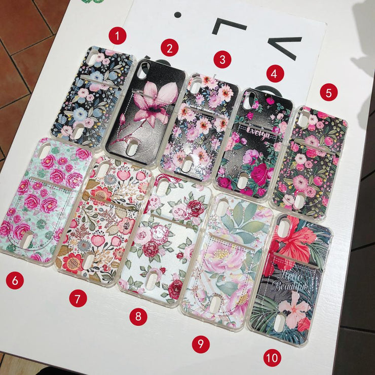 Colorful Flower TPU Case for iPhone