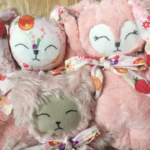 Keepsake Plush Animals