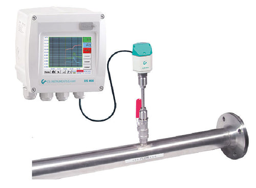 DS 400 - Flow measurement for compressed air and gases - Air Check Vietnam
