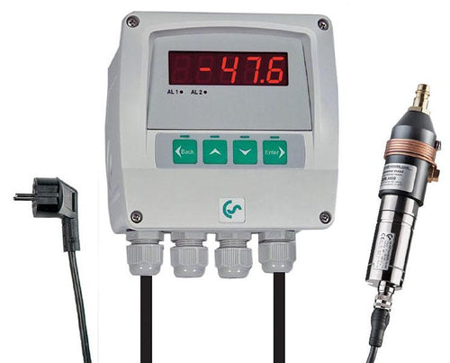Dew point measurement DS 52-set for desiccant dryers - Air Check Vietnam