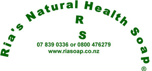 Ria's Natural Health Soap