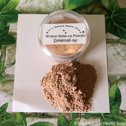 Mineral Make-up Powder Savannah