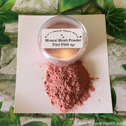 Mineral Blush Powder Pale Pink