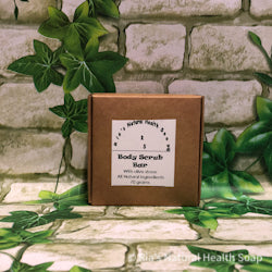 Body Scrub Bar