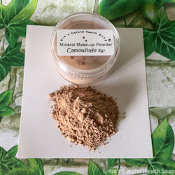 Mineral Make-up Powder Camouflage