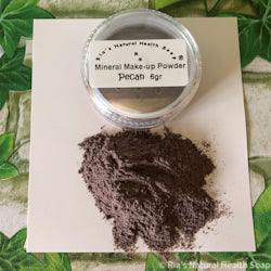 Mineral Make-up Powder Pecan