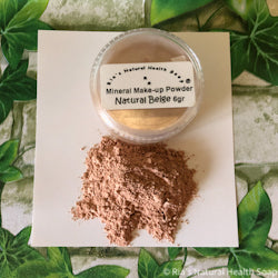 Mineral Make-up Powder Natural Beige