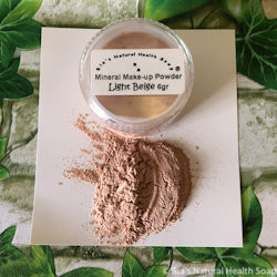 Mineral Make-up Powder Light Beige